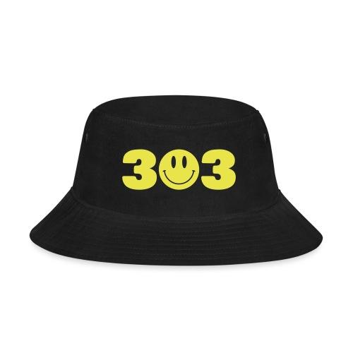 3 Smiley 3 - Bucket Hat