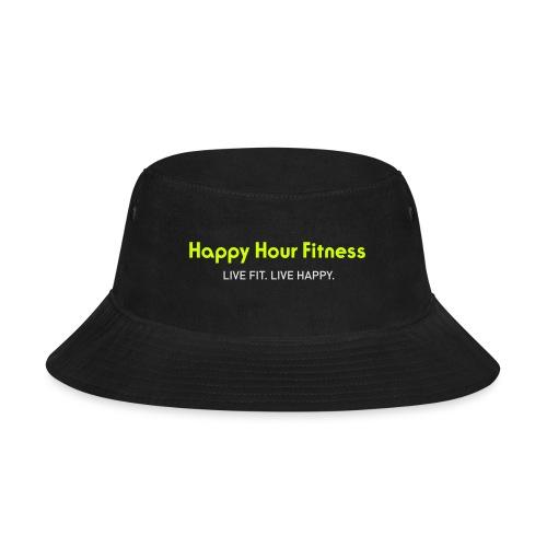 HHF_logotypeandtag - Bucket Hat