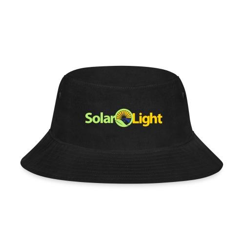 solarlightlogo1 - Bucket Hat