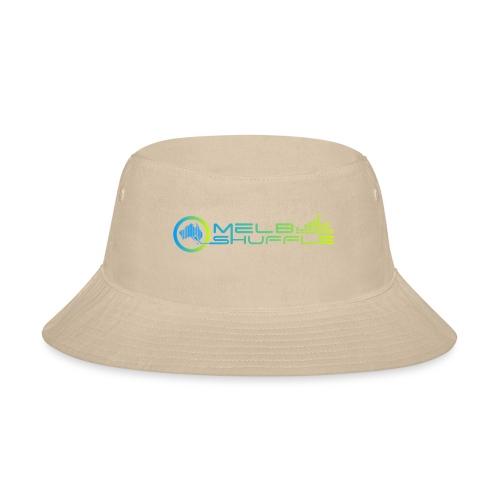 Melbshuffle Gradient Logo - Bucket Hat