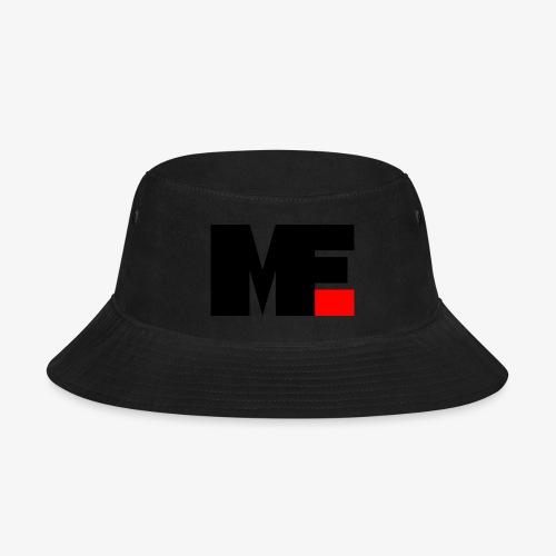 Logo Black/Red - Bucket Hat