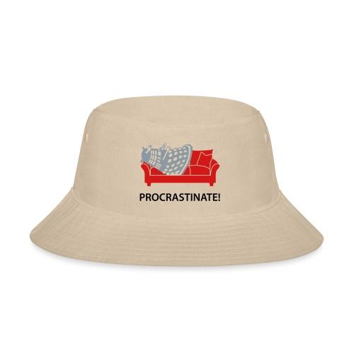 Dalek Procrastinate - Bucket Hat