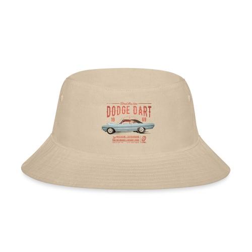 Dodge Dart Dragster Street Machine 1969 - Bucket Hat