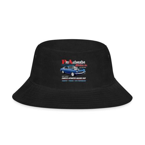 ProAutoTeeDesign062317fin - Bucket Hat