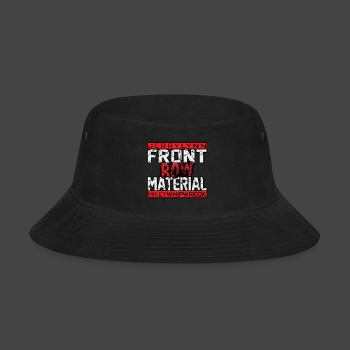 Front Row Material Logo - Bucket Hat