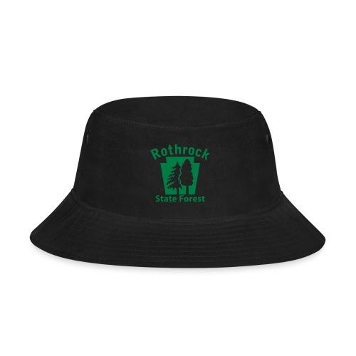 Rothrock State Forest Keystone (w/trees) - Bucket Hat