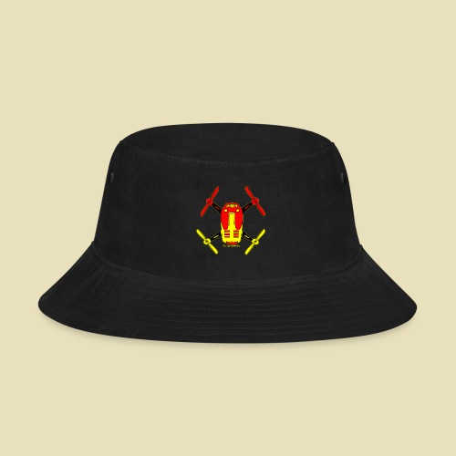 GrisDismation Ongher Droning Out Tshirt - Bucket Hat