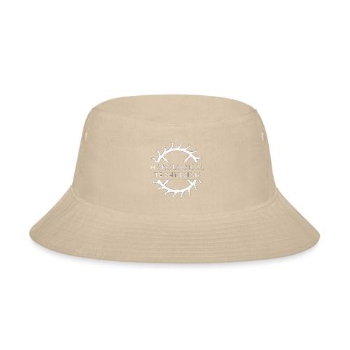 Horological Technician - White - Bucket Hat