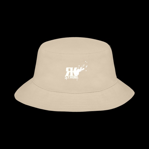RKStudio White Logo Version - Bucket Hat