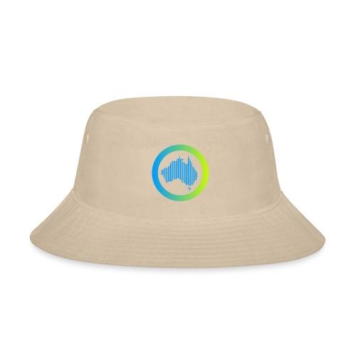 Gradient Symbol Only - Bucket Hat