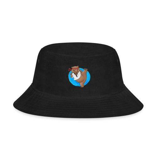 Wombat in Action - Bucket Hat