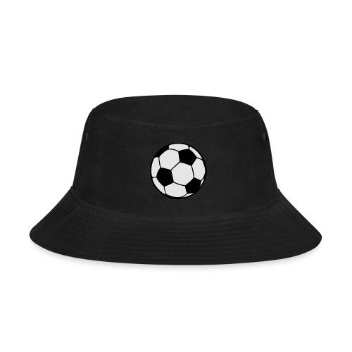 Custom soccerball 2 color - Bucket Hat