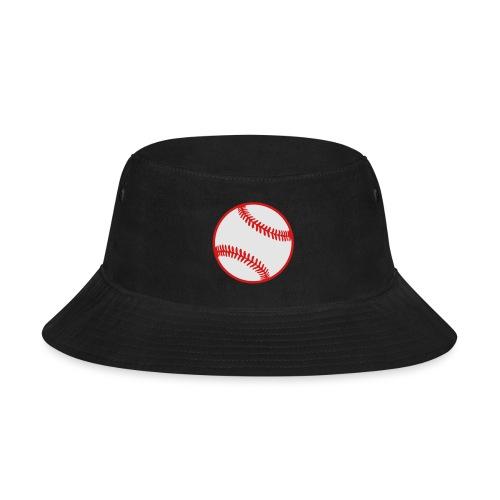 Baseball 2 color Team shirt - Bucket Hat