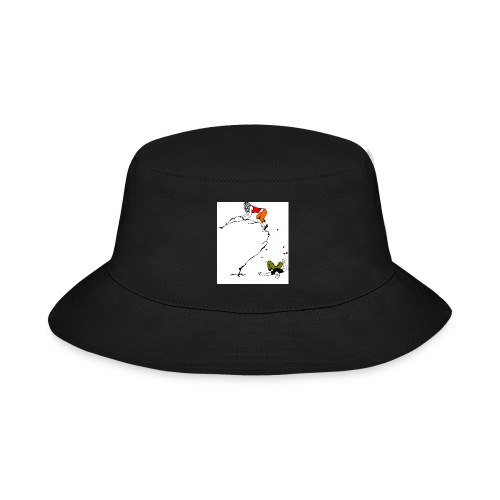 Lady Climber - Bucket Hat