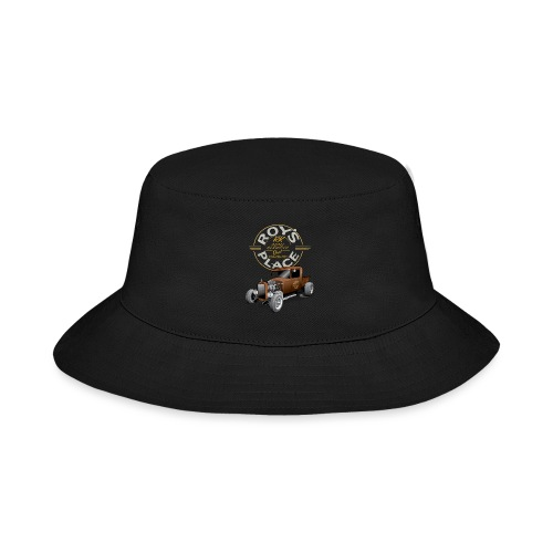 RoysRodDesign052319_4000 - Bucket Hat