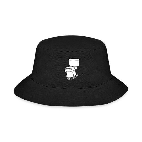 I've Gotta Poo - Bucket Hat