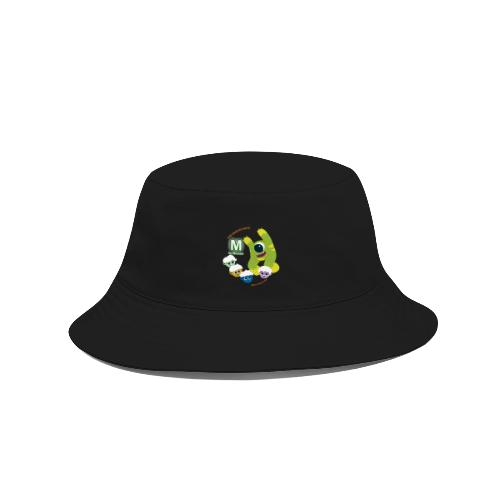 The Babyccinos M for Monster - Bucket Hat