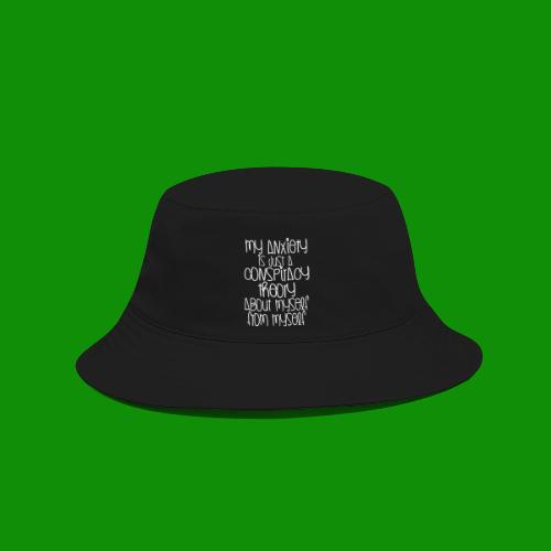 Anxiety Conspiracy Theory - Bucket Hat