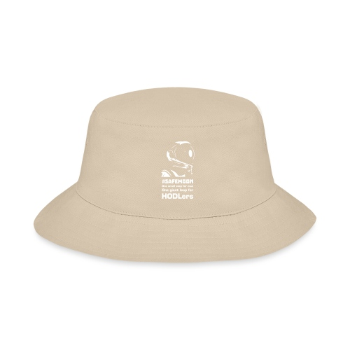 Safemoon - Giant Leap for HODLers - Bucket Hat
