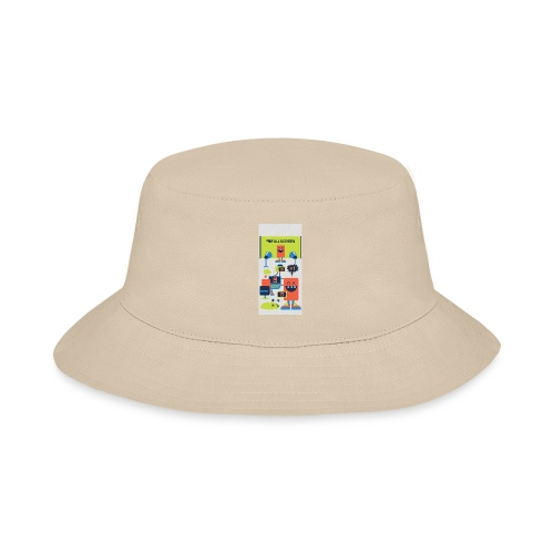iphone5screenbots - Bucket Hat