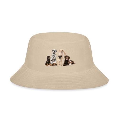 German shepherd puppy dog breed dog - Bucket Hat