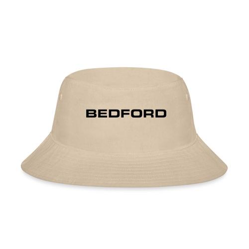 Bedford script emblem - AUTONAUT.com - Bucket Hat