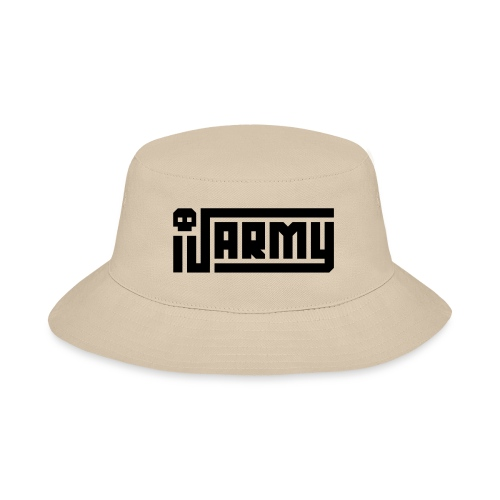iJustine - iJ Army Logo - Bucket Hat