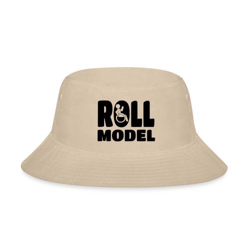 Wheelchair Roll model - Bucket Hat