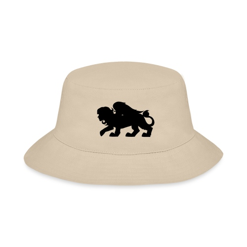 Sphynx Silhouette - Bucket Hat