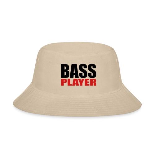Bass Player - Bucket Hat