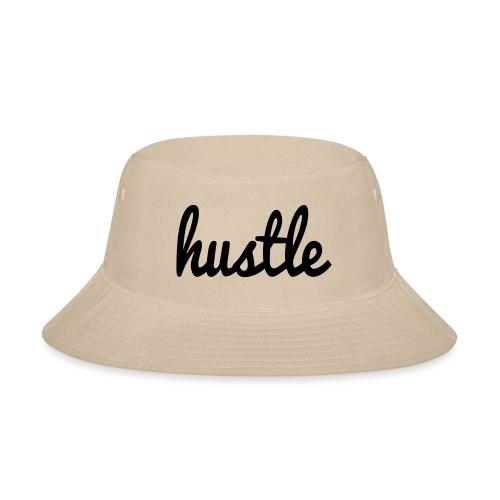 hustle vector - Bucket Hat
