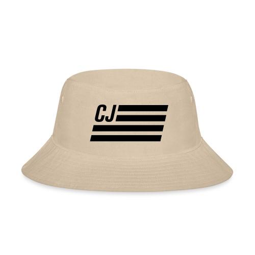 CJ flag - Autonaut.com - Bucket Hat