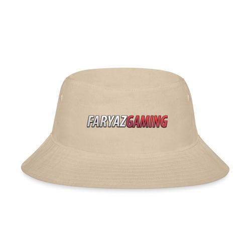 FaryazGaming Text - Bucket Hat