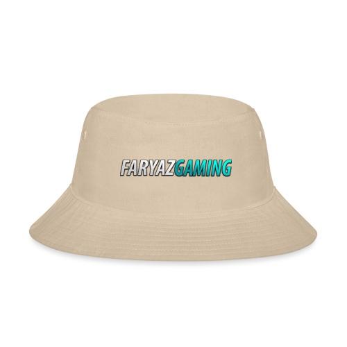 FaryazGaming Theme Text - Bucket Hat