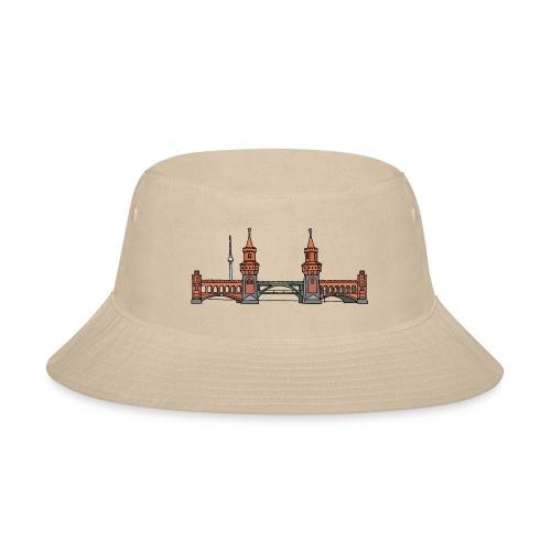 Oberbaum Bridge Berlin - Bucket Hat