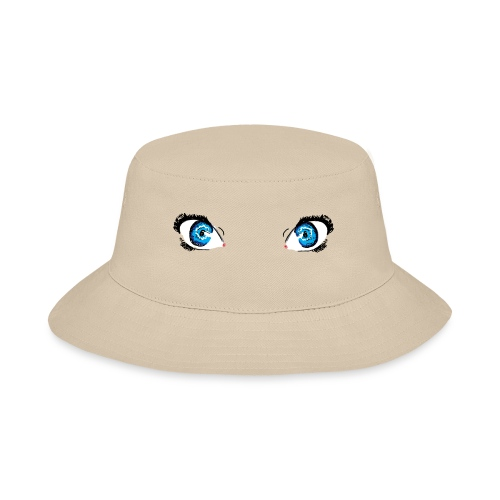 Glacier Blue Eyes - Bucket Hat