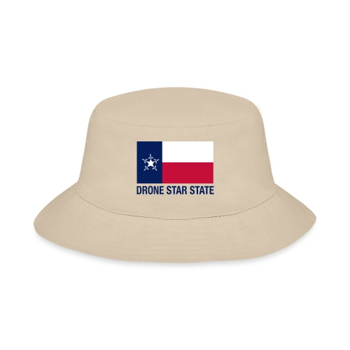 Drone Star State - Long Sleeve - Bucket Hat