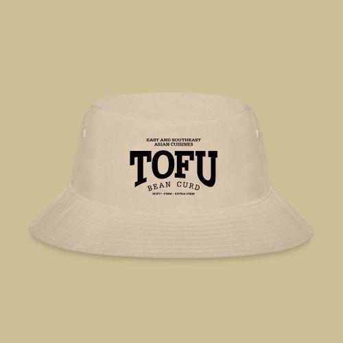 Tofu (black) - Bucket Hat