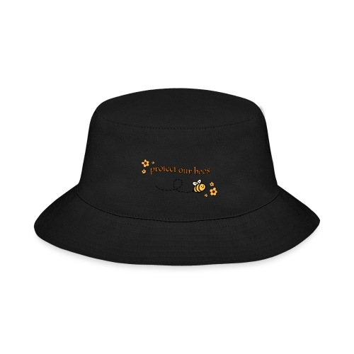 save the bees - Bucket Hat