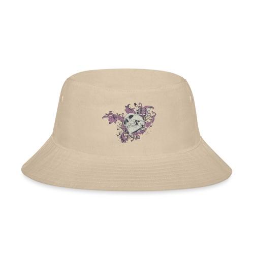 Ornamental Skull Bandana - Bucket Hat