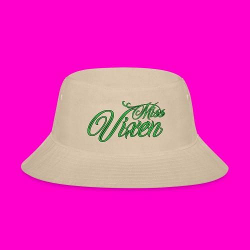 word miss v green - Bucket Hat