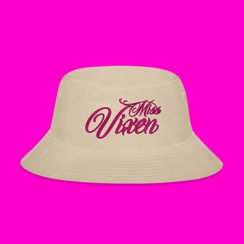 word miss v pink - Bucket Hat