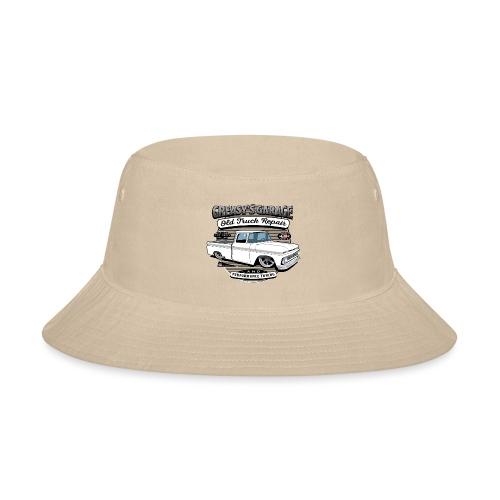 Greasy's Garage Old Truck Repair - Bucket Hat