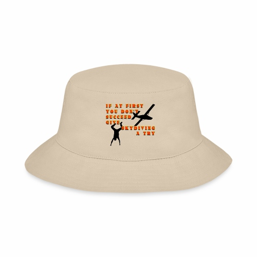 Try Skydiving - Bucket Hat