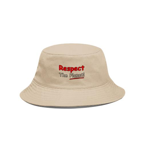 Respect: The Planet - Bucket Hat