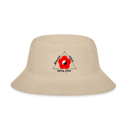 Peaceful Mind Vector - Bucket Hat