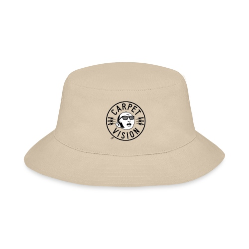 Carpet Vision final png - Bucket Hat