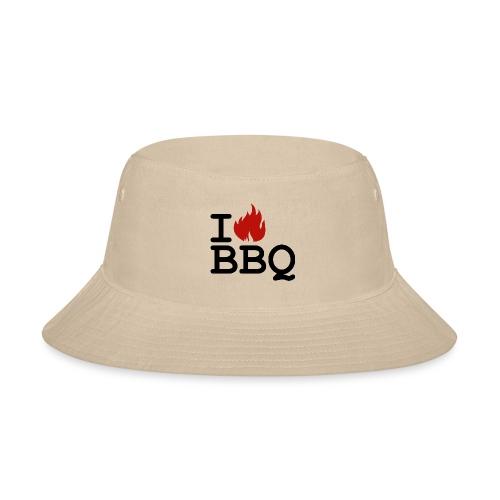 barbeque love chef cook - Bucket Hat