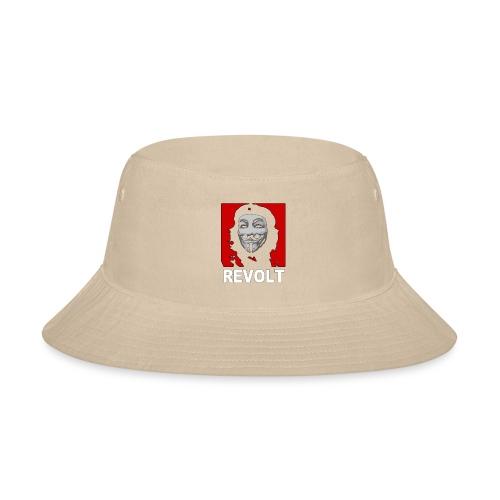 Anonymous Che Revolt Mugs & Drinkware - Bucket Hat