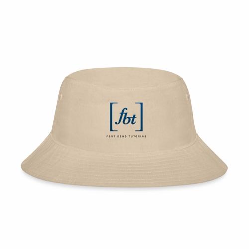 Fort Bend Tutoring Logo [fbt] - Bucket Hat